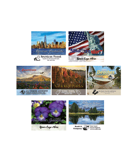 GREAT DESTINATIONS Wall Calendars