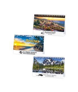 Scenes Across North America Desktop Calendars