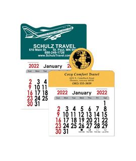 Travel Sticks Calendars