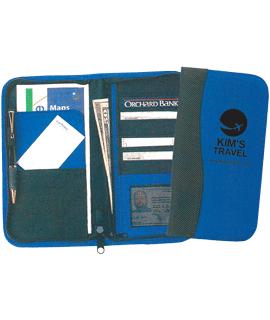 Micro-Fiber Travel Wallets