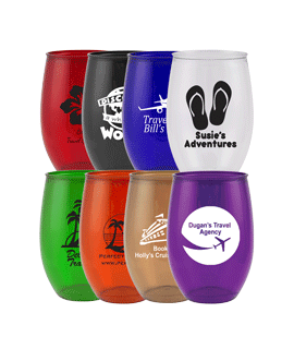 Recycled Wine Tumblers