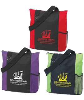 Intrepid Traveler Totes