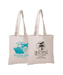 Natural Cotton Totes