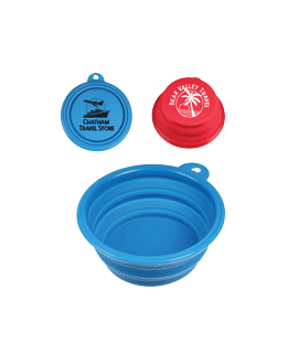 On The Go Pet Bowl