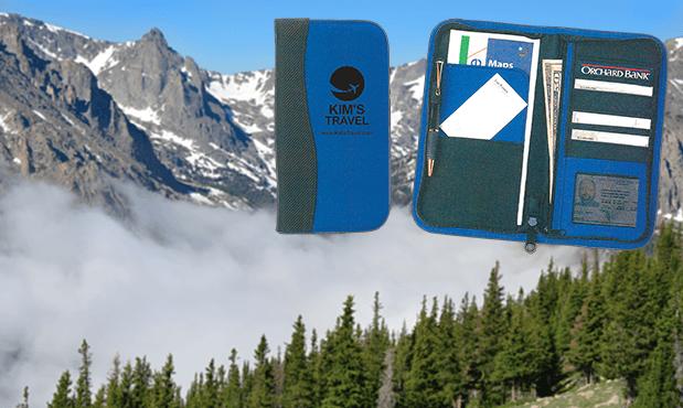 T-BC921 Micro-Fiber Travel Wallets